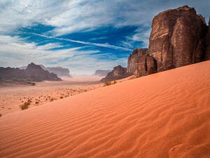 "The American traveller said there is much more to Jordan than ""camels or stones"". (shutterstock)"