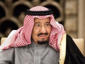 Saudi Arabia's King Salman bin Abdulaziz al-Saud (AFP/File Photo)