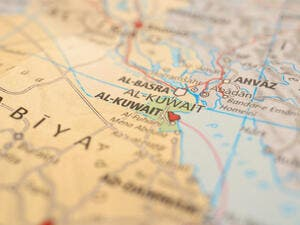 Kuwait is working to complete the project on the specified date under the GCC's general secretariat plan, said the report. (Shutterstock)