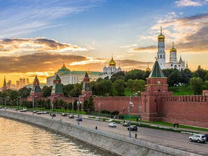 View of the Kremlin  (Shutterstock/File Photo)