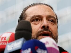 Lebanese premier-designate Saad Hariri supports Hague Court on killers of his father (AFP)
