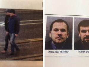 Two Russians Named as Prime Suspects in Novichok Chemical Weapons Attack in Salisbury (Twitter)