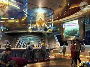 he Star Wars Theme Park in Florida Will Include a Completely Immersive Hotel (Twitter)