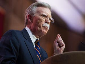 U.S. National Security Adviser John Bolton (Shutterstock/File Photo)