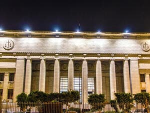 Egyptian High Court of Justice in Cairo (Shutterstock/File Photo)
