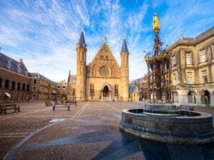 Binnenhof palace, place of dutch parliament in Hague (Shutterstock/File Photo)
