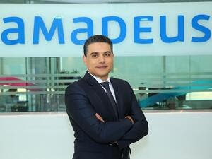 Maher Koubaa,Vice President, Airlines Middle East, Turkey and Africa at Amadeus IT Group.