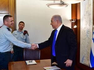 Aviv Kochavi was appointed as IDF Chief-of-Staff. (Twitter)
