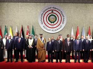 Syria's membership in the Arab League is not on the agenda of this month's annual Arab summit. (AFP/ File)