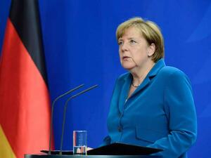 German Chancellor Angela Merkel's refugee policies have been criticised after four attacks in Germany. (AFP/File)