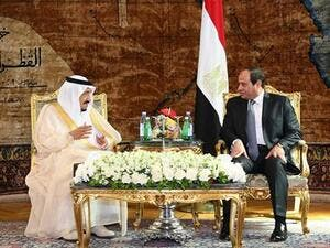 Al-Sisi called on Egyptians, including media outlets, to not discuss the case again, arguing that the whole matter is now in the hands of parliament, which will in turn discuss the agreement and has the freedom to approve or refuse it. (Twitter)