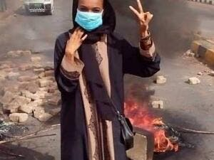 Sudanese women call for social justice revolution (Twitter)