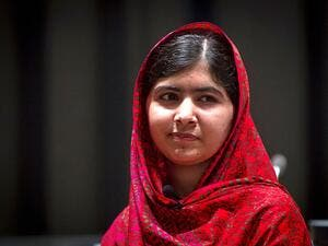 20-year-old Nobel Laureate Malala Yousufzai paid a four-day visit to Pakistan. (AFP/ File Photo)