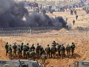 Palestinian resistance group Hamas agreed to a ceasefire with Israel. (AFP/File Photo)