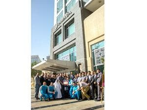 Ramada Downtown Dubai team.