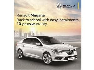Renault Al Babtain urges its Renault fans to stop by the showroom situated in Al Rai to book now the 2018 models to enjoy the limited time offers.