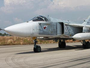 A senior official said Russia will be conducting airstrikes against Daesh convoys inside Iraq. (Russian state media)