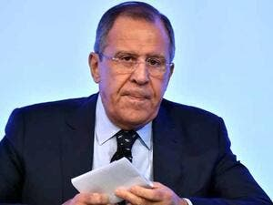 Russian Foreign Minister Sergei Lavrov. (AFP/ File Photo)