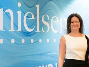 Sarah Messer, Director of Media at Nielsen