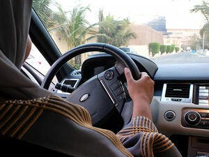 Saudi Driving School said to have trained about 5000 women. (AFP/ File Photo)