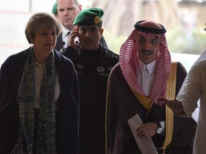 Saudi Arabia has bought more than $5 billion (4.7 billion euros) worth of arms from the US and Britain, according to the Stockholm International Peace Research Institute think tank.