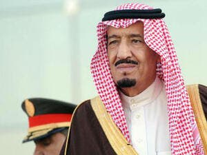 Saudi King Salman Bin Abdul Aziz Al Saud discussed ties with Niger President and Pakistani PM in al-Jubail. (AFP/ File Photo)