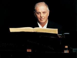 Daniel Barenboim played a piano recital in Qatar on Tuesday evening (Photo: West-Eastern Divan Orchestra)