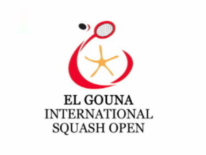 El Gouna International Squash Open logo