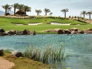 A view of the Ayla Golf Course in Aqaba (Photo: Ayla Golf Course)