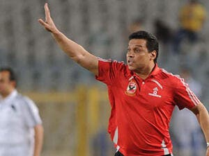 Hossam El-Badry (Photo: Ahram)