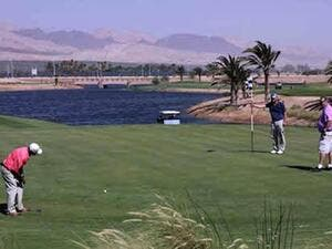 Ayla Golf Club is Jordan's first signature 18-hole grass course (Photo: Ayla Oasis Development Company)