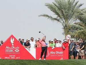 Abu Dhabi gets a thumbs-up from top golfers