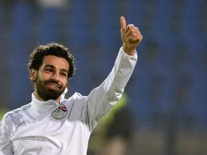 The Egypt international has registered an incredible 30 goals this term since he teamed up with the Reds and he's not looking reduce the tempo