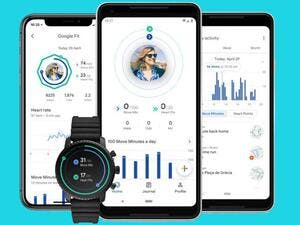 Google has updated its Fit platform to focus on two things: the minutes you're moving and your heart rate data. (Photo: Tech Radar)