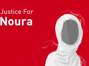 Noura's case has become widely known in Sudan and Middle East.