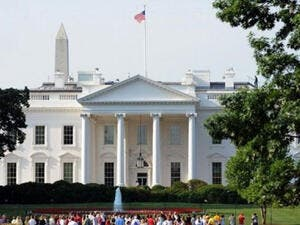 White House (AFP/File Photo)