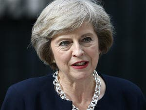Britain's Prime Minister Theresa May said that the country has evicted 23 Russian diplomats after former spy Accident. (AFP/ File Photo)
