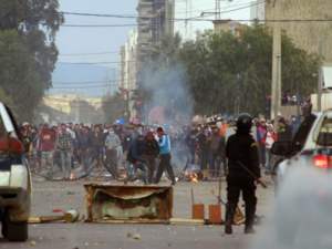 Tunisia has faced riots and protests for over a week due to high rates of unemployment. (AFP/File)