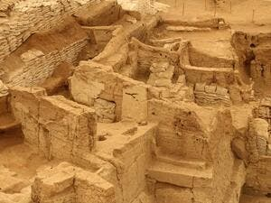 Catalhoyuk, Turkey is a heritage site that tells 9,000-year-old story. (Twitter)