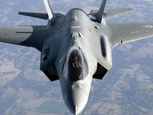 The F-35 stealth warplanes are priced at approximately $110 million each. (AFP/ File Photo)