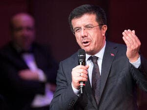Turkish Economy Minister Nihat Zeybekci said the country is expected to exceed its revised export target of $156.5 billion by the end of 2017. (AFP)