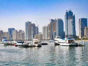 Sharjah's recently unveiled Dh22 billion budget for 2017, the highest in the emirate's history, is a sign of the emirate's commitment towards a truly global strategy.  (Shutterstock)