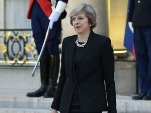 Prime Minister Theresa May says Syria strikes was important in preventing any future use of chemical weapons. (AFP/ File Photo)