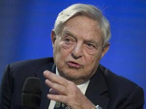 George Soros is set to release the second referendum to save UK. (AFP/ File Photo)