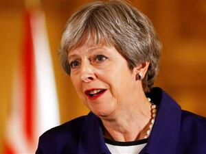 British Prime Minister Theresa May. (AFP/ File Photo)