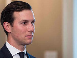 "US President Donald Trump's senior adviser and son-in-law Jared Kushner. Part of his peace solution is to ""disrupt"" UNRWA and resettle Palestinian refugees. (AFP/ File Photo)"