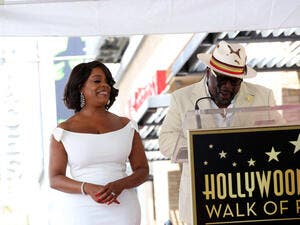 Niecy Nash, Cedric The Entertainer at the Niecy Nash honored with a Star on the Hollywood Walk of Fame on July 11, 2018 in Los Angeles, CA. (Shutterstock/ File)