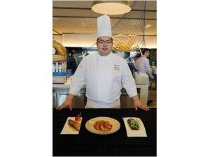 Chef Wilson and his team will fly all the way from Kempinski Beijing, China to introduce the guests to the authentic Chinese Cuisine.
