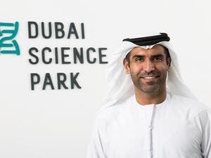 Marwan Abdulaziz Janahi, Executive Director of DSP