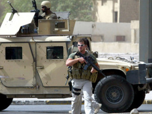 "Erik Prince sold Blackwater years ago, so why are ""Blackwater"" mercenaries being killed in Yemen? (AFP/File)"